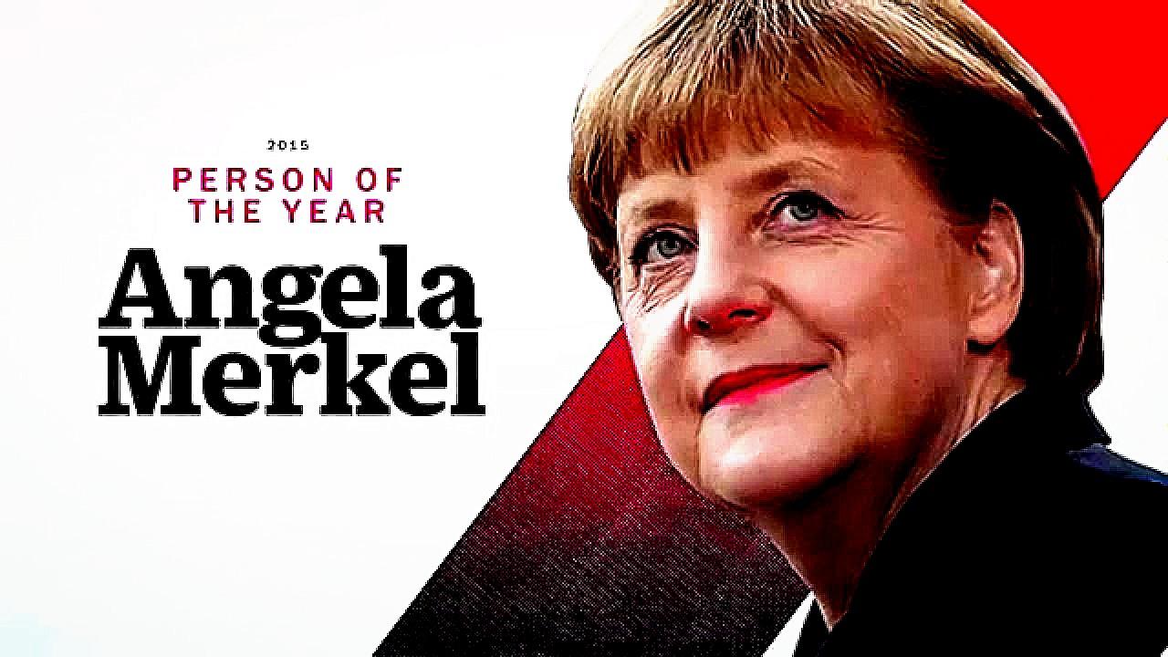 Angela Merkel Stasi